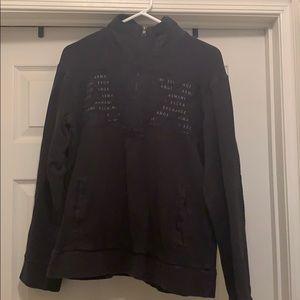 Amani Exchange Sweat-Jacket